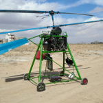 ساخت بالگرد تک سرنشین توسط نخبه برخواری