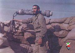 Image result for شهید علیرضا صادقانی